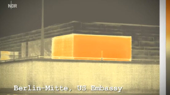 US Embassy in Berlin - IR Image 2