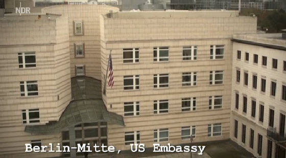 US Embassy in Berlin