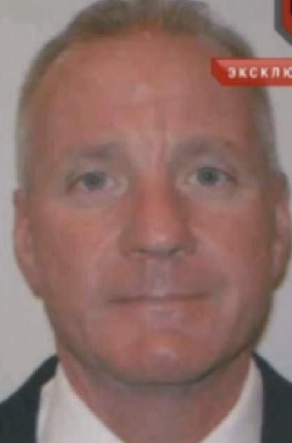 CIA Officer Steven Chisholm