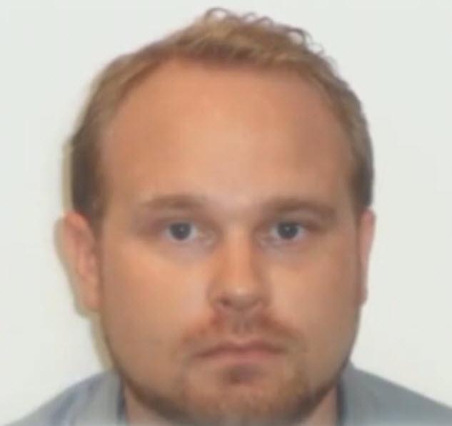 CIA Officer Daniel Van Dyken